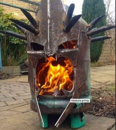 THE BEST FIRE PIT EVER