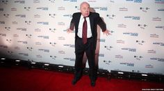 Actor Tim Conway poses for photographers as he arrives at the Kennedy Center in Washington for the presentation of the 2013 Mark Twain Prize... Go to: www.bbc.co.uk