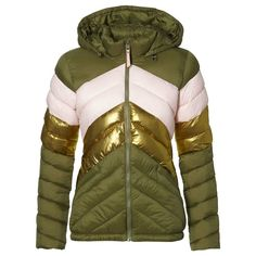 Womens Transit Touring Jacket (Green Aop Pink-Purple) Green Jacket b2da2fa44
