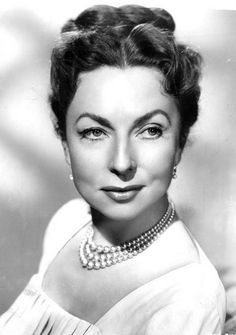 Agnes Moorehead - many know her as Endora on Bewitched - but watch some of her old movies - she was great in them.