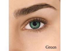 FreshLook Colors - Green Contact Lenses! Just $29.99