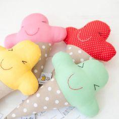 IMG_7235_Shop Fabric Toys, Backrest Pillow, Dinosaur Stuffed Animal, Pillows, Children, Animals, Shop, Hand Sewn, Ice