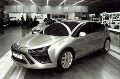 Citroën C5 II Prototype