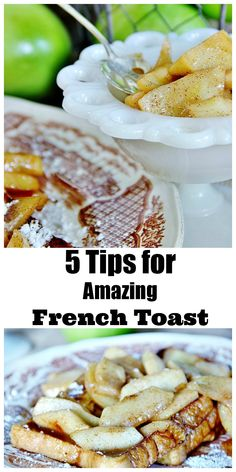 Five easy tips for the best french toast ever!  It's only empty plates at our house!  thistlewoodfarms.com