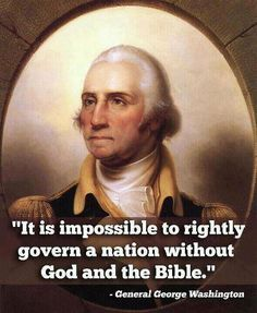George Washington knew what he was talking about, Obama.