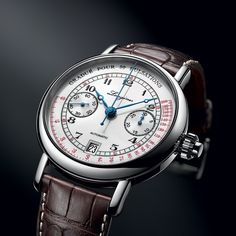 LONGINES The Longines Pulsometer Chronograph