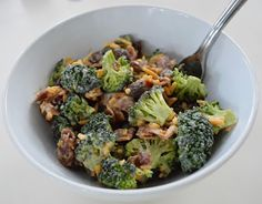 The Art of Comfort Baking: Broccoli Salad