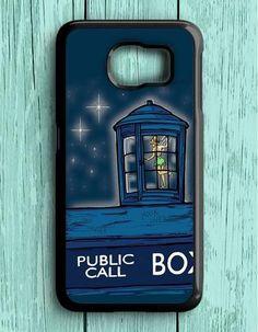 Police Box Tinkerball Samsung Galaxy S6 Case