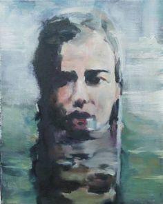 "Saatchi Art Artist jacqueline hoebers; Painting, ""No fear"" #art"
