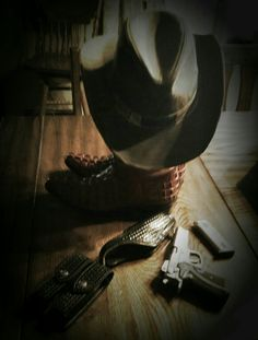 My boots & 9