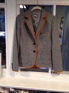 tweedy blazers
