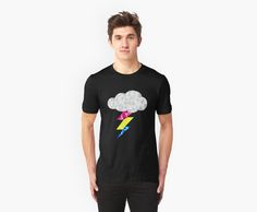 Pansexual Storm Cloud by Casira Copes