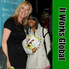 Keisha Knight is a fan of It Works! Get aboard the health train, what's the worst that could happen? Go to www.simplywrap.net or contact me at simplywrapthat@gmail.com #ItWorksGlobal #NoFilter #YOLO #JustThatSimple