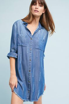 Shop the Cloth & Stone Raw-Hem Shirtdress and more Anthropologie at Anthropologie today. Read customer reviews, discover product details and more.