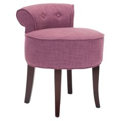 I pinned this Tara Vanity Stool in Rose from the Primped, Prepped & Ready event at Joss and Main!