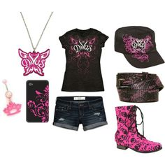 The perfect outfit Wrestling Outfits, Wwe Outfits, Wrestling Divas, Fashion Outfits, Womens Fashion, Aj Lee, Cute Spring Outfits, Wwe Divas, Stylists