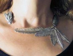 Daenerys Targaryen Khaleesi inspired Dragon by RavensJewelleryUK