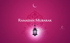 Happy Ramadan Mubarak Wishes 2014 #Ramadan
