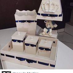 Kit bebê 💙💙💙 🚚enviamos para todo o Brasil 📞 WhatsApp 48-96235504  Pagamento via depósito ou 12  x no cartão  #blogger #decoração #fofo #kitbebê #kitmenino #decoracaobebe #fazendoarte #amoartes #amosrtesanato #euquefaço #euquefiz #euamoartesanato❤ 💙💙💙