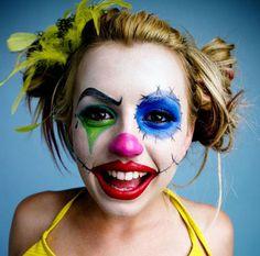 Clown lexi happy belle