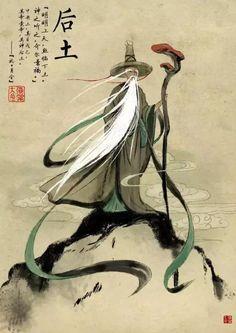 《大鱼海棠》的美术设计屌爆了!看海报全集,果然是酝酿了12年的神作!