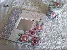 1000 images about altered mirrors and frames on pinterest for Espejos como decorarlos