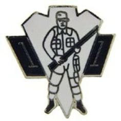 """Minuteman Soldier Pin 1"""" by FindingKing. $8.99. This is a new Minuteman Soldier Pin 1"""""""