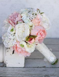 Brautstrauß - wunderschön!