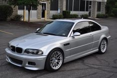 Bid for the chance to own a Supercharged 2002 BMW SMG at auction with Bring a Trailer, the home of the best vintage and classic cars online. E46 Sedan, E46 Coupe, Inline, 2002 Bmw M3, E46 Touring, Bmw 318, Car Buying Guide, New Luxury Cars, E46 M3