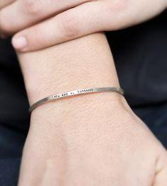 Custom Bracelet Cuff