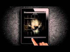 Amnesty - Slide to Unlock - iPad Ad - Prison Bars