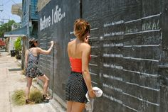 @Cassi Steele girl we gotta do this on our chalking adventures!!!
