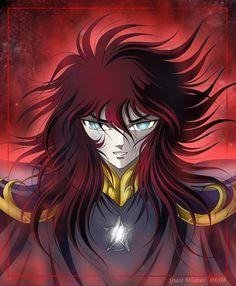 Hades no corpo do Shun de Andrômeda
