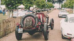 Locomobile  Classic Car Classic Days - Schloss Dyck
