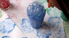 Måla med såpbubblor Children, Kids, Cool Stuff, How To Make, Experiment, Art, Inspiration, Pictures, Art Background