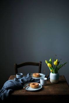 Coffee & Donuts | By Our Food Stories
