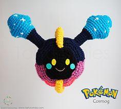 Ravelry: Amigurumi Pokémon Cosmog pattern by Tarturumies
