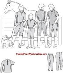 Image result for english saddle pad sewing pattern