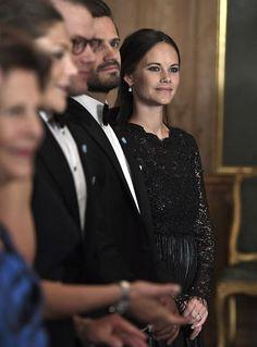 Royals & Fashion: Dîner au palais royal, Stockholm