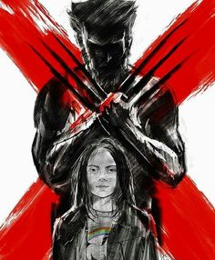 Amazing Logan art by the great @lorazombie !!! #logan #loganart #logan2017 #loganmovie #wolverineart #wolverine #wolverine3 #x23 #x23art #xmen #xmenmovies #xmenart #lorazombie #dcmarvelcomicfanatics