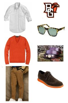 How to Dress for: A Bowling Green Game
