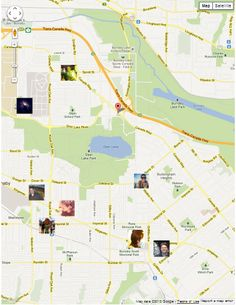 Two Wonderful Tools Integrating Twitter in Google Maps ~ Educational Technology and Mobile Learning