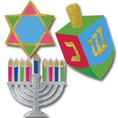 Hanukkah Decorating Kit from Windy City Novelties