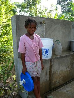 Why water? Investments in drinking water and sanitation would result in 272 million more school attendance days a year for girls like her.