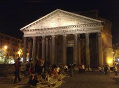 Travel Roma at night. Avoid crowed people and hard sunshine.