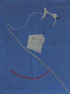 Joan Miró ~ Circus Horse