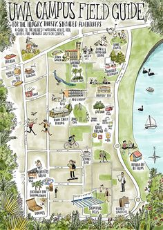 22 Best Campus Map images