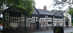 Olde Boar's Head, Long Street, Middleton, Greater Manchester, early C17. https://www.flickr.com/photos/30120216@N07/16172269091/sizes/h/