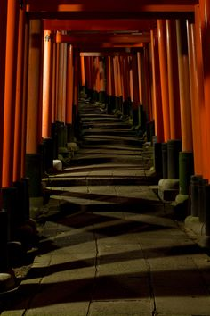 Fushimi Inari, Kyoto, Japan.