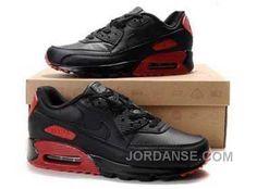 https://www.jordanse.com/nike-air-max-90-mens-red-black.html NIKE AIR MAX 90 MENS RED BLACK Only 79.00€ , Free Shipping!